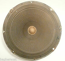 "vintage RCA 27K RADIO part: Tested / Working 12"" FIELD COIL SPEAKER - 1100 ohms"