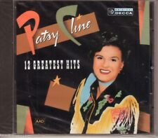 PATSY CLINE 12 Greatest Hits new sealed 1994? MCA/CRC club Canada CMCAMD-12