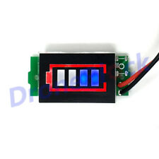 Charge Level Indicator Display Voltmeter Capacity Checker for 3S LiPo Battery