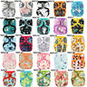 U PICK NEWBORN Cloth Diaper Cover Reusable Baby Nappy Double Gusset 8-10lbs Doll