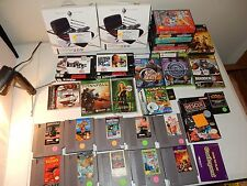 Big Mixed Game Lot - Nintendo NES, Sega Genesis, Xbox, Etc. SOME NEW #L110