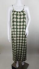 Merona Womens Dress Size XS Sleeveless Scoop Neck Maxi Geometric Print