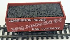 DAPOL OO Gauge ROYAL LEAMINGTON SPA GAS COMPANY 8-plank coal wagon