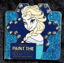 Disney Frozen Paint the Night Reveal Conceal Queen Elsa Limited Release pin