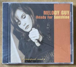 Ready For Sunshine - Melody Guy CD NEW SEALED EB10