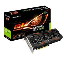 Gigabyte GeForce GTX 1070 G1 Gaming OC Edition Graphics Card - 8 GB GDDR5