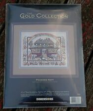 PROMISES KEPT Dimensions The Gold Collection Counted Cross Stitch Kit, Unopened