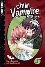 Chibi Vampire: The Novel, Vol. 3