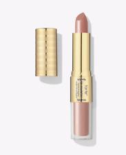 New! Tarte The Lip Sculptor Lipstick & Lipgloss in VIP .12 oz Full Size