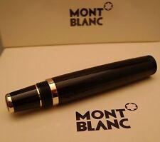 MontBlanc Boheme pen replacement parts Mont Blanc Upper Barrel  Black Gold