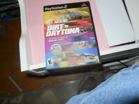NASCAR: Dirt to Daytona (Sony PlayStation 2, 2002) PS2 Complete Free Shipping