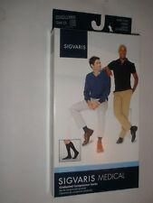 Sigvaris Medical Cotton Crispa knee High Compression Socks, 30-40 mmHg, size LL