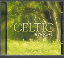 CD COMPIL 8 TITRES--CELTIC WHISPERS--FEATURING WILL MILLAR
