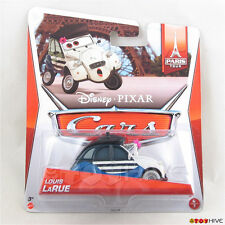 Disney Pixar Cars 2 Louis LaRue - Citroen - Paris Tour collection #6 of 7 Mattel