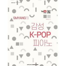 SMYANG's KPOP Piano Collection Book Youtube piano player BTS TWICE EXO GOT7