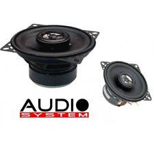 Sistema de audio MXC 100 100mm coaxial mxc100 2 vías Engatusar 1 Par - NUEVO