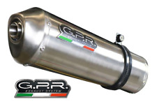 SILENCIEUX GPR SATINOX HONDA CBR 125 R 2011/16