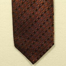 """JOS. A. BANK silk tie made in Italy width 4"""""""