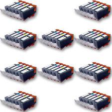 50 Druckerpatronen für CANON MX725 MX925 MG5500 MG5600 MG5655 MG6650 mit Chip
