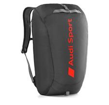 Audi Sport Travel Rucksack Backpack Tasche Deuter dunkelgrau 3152000600