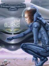The Art of Jim Burns: Hyperluminal - Titan Books Artwork Hardback - NEW & SEALED