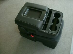 Chevy Silverado front middle seat center console