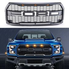 2015 2016 2017 Ford F-150 Raptor Conversion Packaged FORD Letter Grille LED
