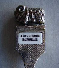 Jolly Jumbuk Bairnsdale Sheep Randa Souvenir Spoon Teaspoon (T79)
