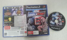 WWE Smack Down VS Raw 2006 PlayStation 2 PS2