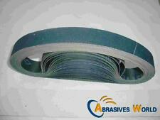 10 PCS 760mm X 40mm ZA Abrasive Sanding Belts,60#,120#  for all metals