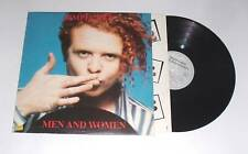 MEN AND WOMEN - Simply Red VINILE 33g (7)