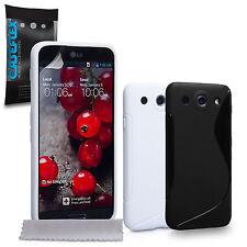Caseflex Accessories For The LG Optimus G Pro E985 Silicone Gel Case Cover UK