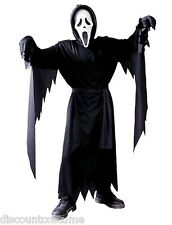 OFFICIAL LICENSED GHOST FACE ADULT SCREAM COSTUME