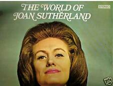Joan Sutherland - The World of -13 Tracks LP