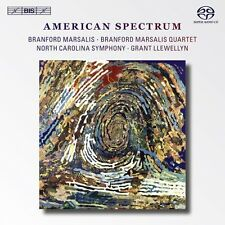 Daugherty / Marsalis / North Carolina Sym - American Spectrum [New SACD] Hybrid