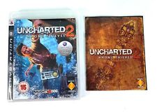 Uncharted 2 Among Thieves Sony PlayStation 3 Complete PS3