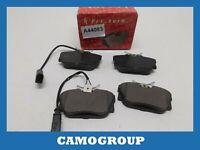 Pills Rear Brake Pads Pad VW Transporter Seat Alhambra
