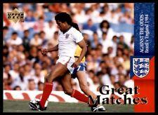 Upper Deck England 1998 - Great Matches Brazil - England 1984 # 49