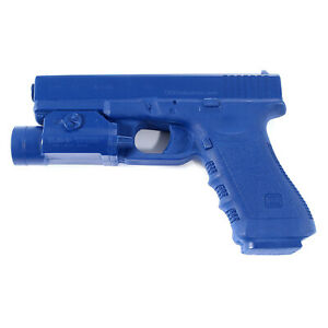 Blue Training Gun - Firearm Simulator - for GLOCK 17/22/31 (w/TLR1 Light)