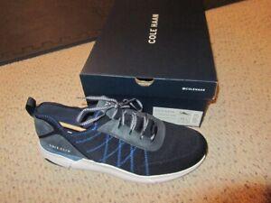 Cole Haan Groundsport Trainer Mens Sneakers Shoes Navy NIB US 13