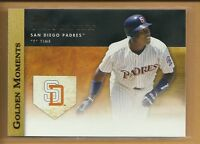2012 Topps Tony Gwynn Golden Moments Insert Card # GM-37 Padres Baseball