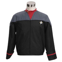 Star Trek Nemesis Voyager Captain Sisko Jacket Halloween Cosplay Costume