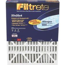 3M 20X25X4 Adv Allrg Filter
