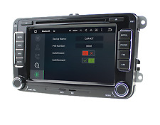 Android DAB + autoradio F. VW t5 mp3 SEAT SKODA Passat Golf GPS Bluetooth DVD SD