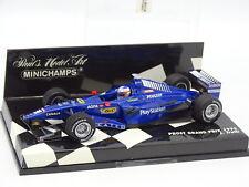 Minichamps 1/43 - F1 Prost Peugeot Grand Prix 1999 Trulli