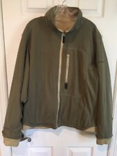 Patagonia Men's Reversible Fleece Jacket Coat Large