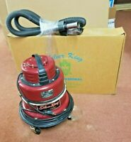 Vintage Silver King Professional Sanitation System 73B2 Cannister Vacuum