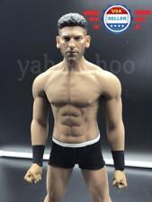 1/6 Punisher Head Sculpt Jon Bernthal PHICEN M33 Seamless Male Muscular Body set