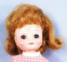 Vintage Betsy McCall Doll Hard Plastic American Character 8 in Recess Dress 1959