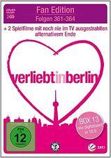 2 DVDs * VERLIEBT IN BERLIN - Fan Edition - Staffel 13 # NEU OVP &